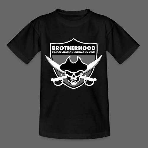 RAIDER NATION GERMANY - Teenager T-Shirt