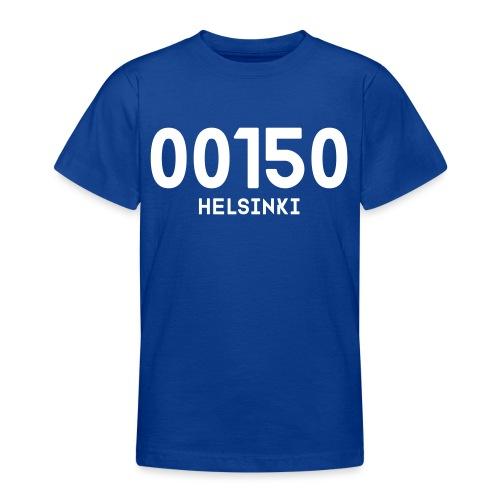 00150 HELSINKI - Nuorten t-paita