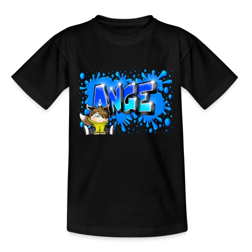 Graffiti Ange by Max le Tagueur - T-shirt Ado