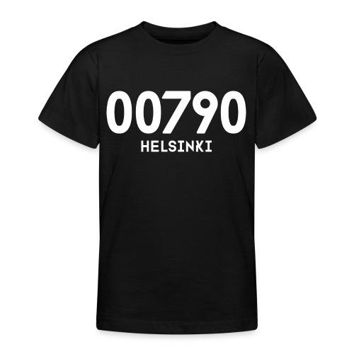 00790 HELSINKI - Nuorten t-paita
