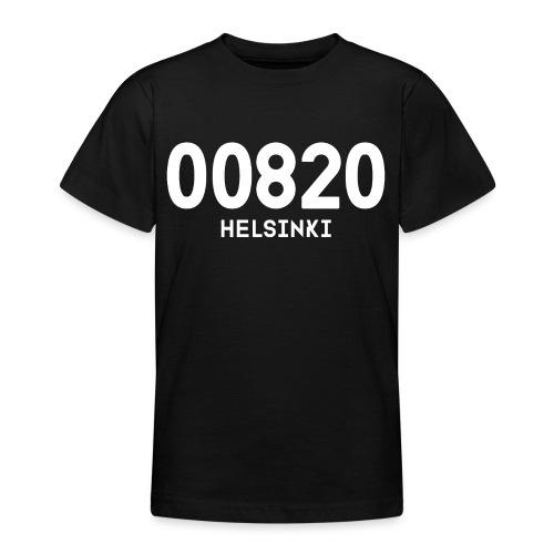 00820 HELSINKI - Nuorten t-paita