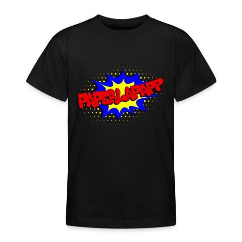 papperlapapp - Teenager T-Shirt