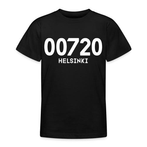 00720 HELSINKI - Nuorten t-paita