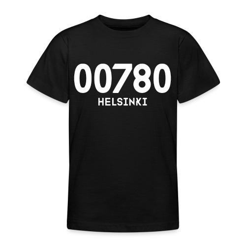 00780 HELSINKI - Nuorten t-paita