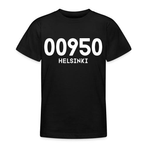 00950 HELSINKI - Nuorten t-paita