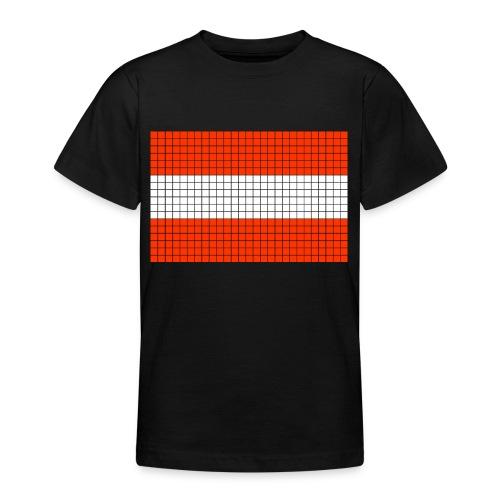 austrian flag - Maglietta per ragazzi
