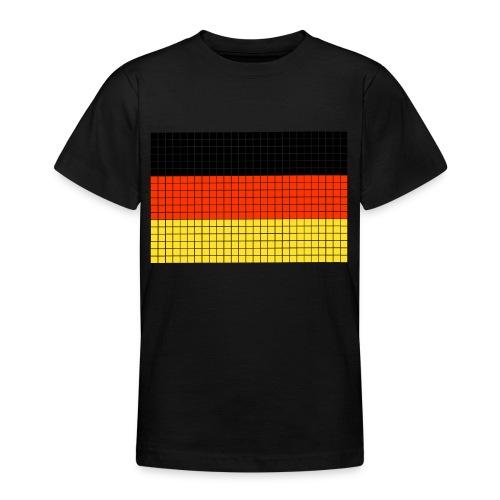 german flag.png - Maglietta per ragazzi