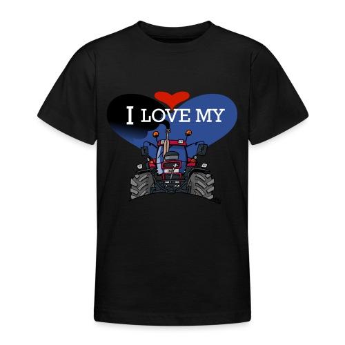 0841 0505 I love my IH - Teenager T-shirt