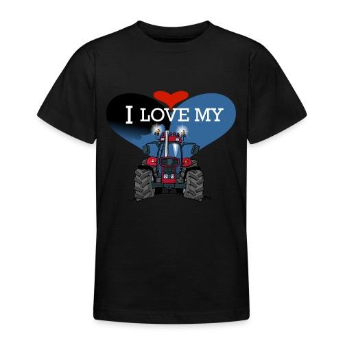 0841 0340 I love my IH - Teenager T-shirt