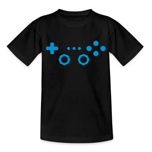 Classic Gaming Controller - Teenage T-Shirt