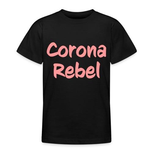 corona rebel03 - Teenager T-Shirt