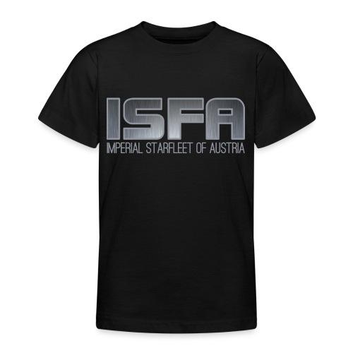 ISFA Logo Abzeichen3 - Teenager T-Shirt