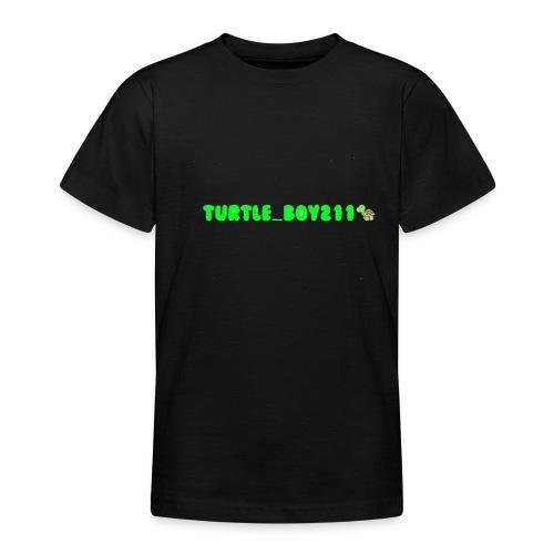 Turtle_Boy211 Merch for Kids! - Teenage T-Shirt