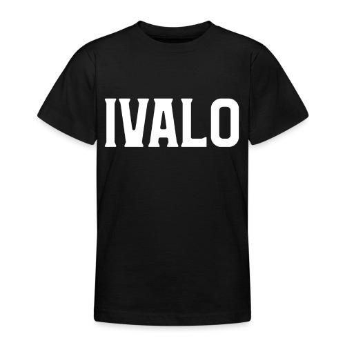 Ivalo - Nuorten t-paita