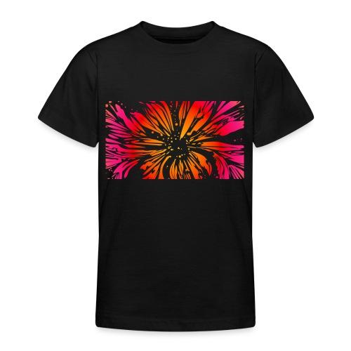 pétales sauvages - T-shirt Ado