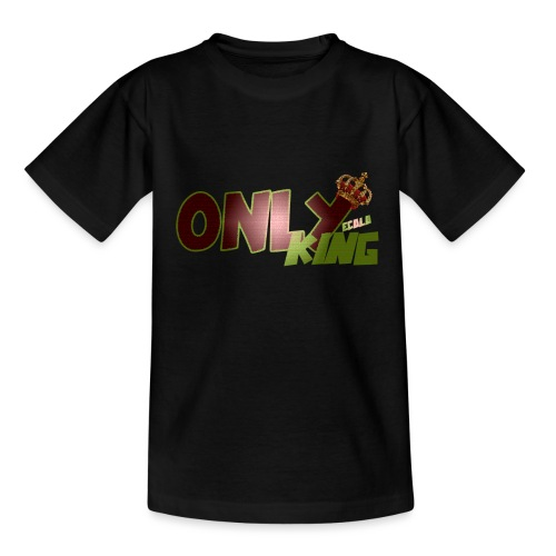 OnlyKing Ecolo design - T-shirt Ado