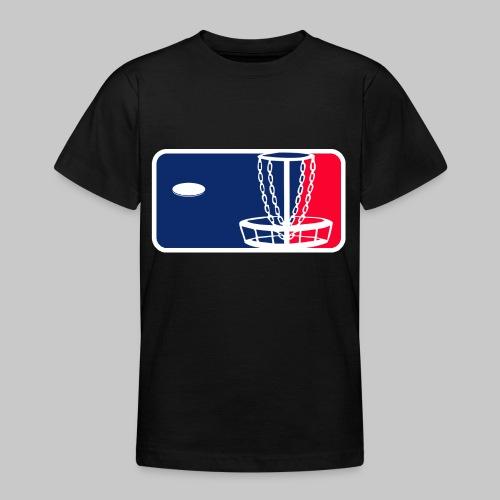 Major League Frisbeegolf - Nuorten t-paita