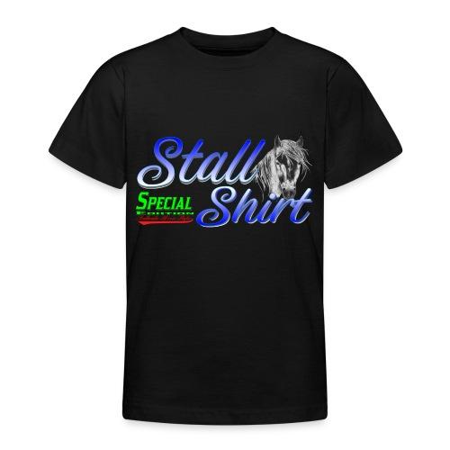Special Edition Stall Shirt Reiten Geschenkidee - Teenager T-Shirt