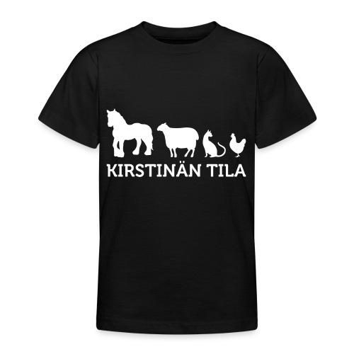 Kirstina Tila - MV NEG - Nuorten t-paita