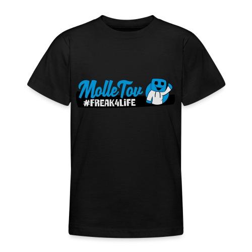 Nyt Logo4 - Teenager-T-shirt