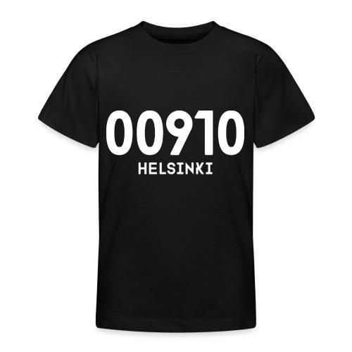 00910 HELSINKI - Nuorten t-paita