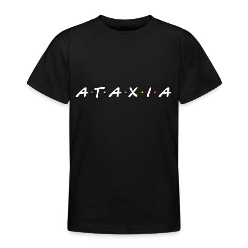 Ataxia Friends - T-skjorte for tenåringer