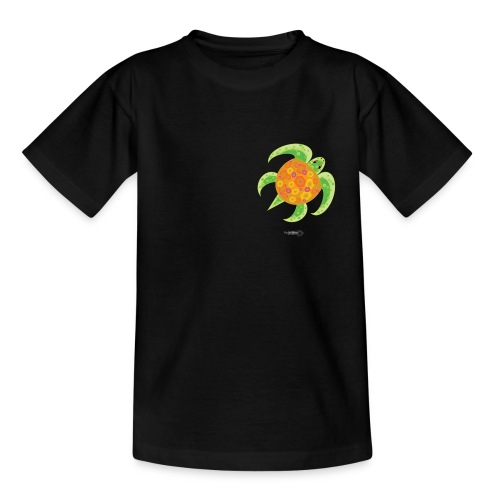 turtlelogo - Teenage T-Shirt