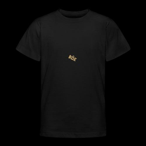 Böe - T-skjorte for tenåringer