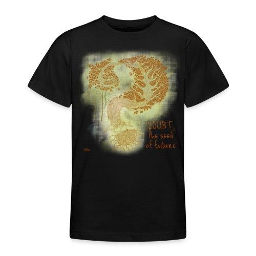 doubt - Camiseta adolescente