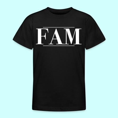 FAM merchandise #1 - Teenager T-Shirt