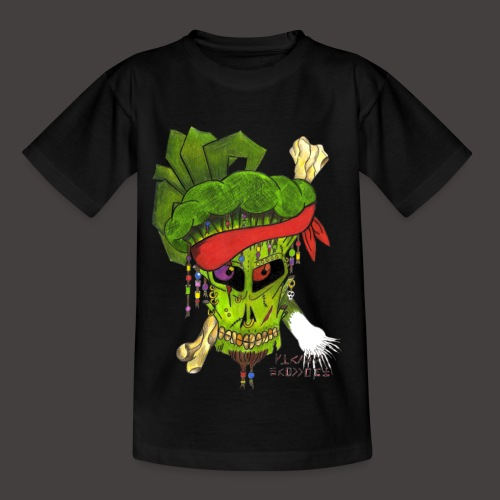 PIRATE BROCCOLI - T-shirt Ado