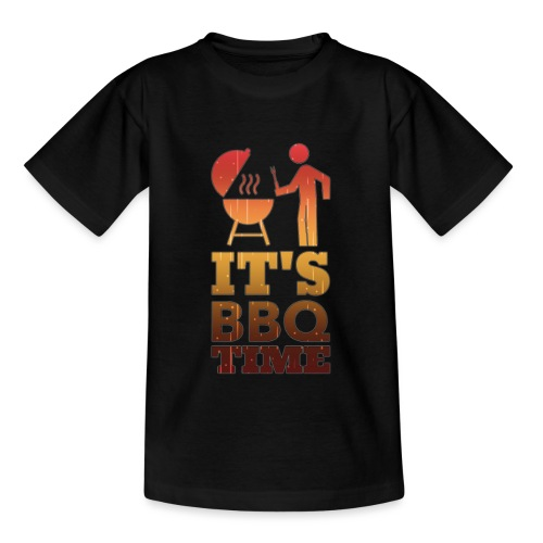 It's BBQ Time - Teenager T-shirt