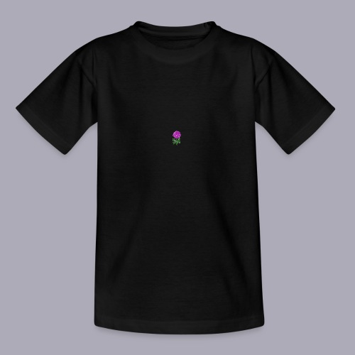 Landryn Design - Pink rose - Teenage T-Shirt