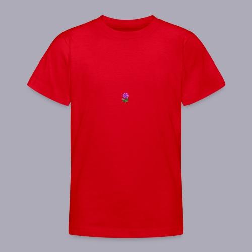 Landryn Design - Pink rose - Teenage T-Shirt
