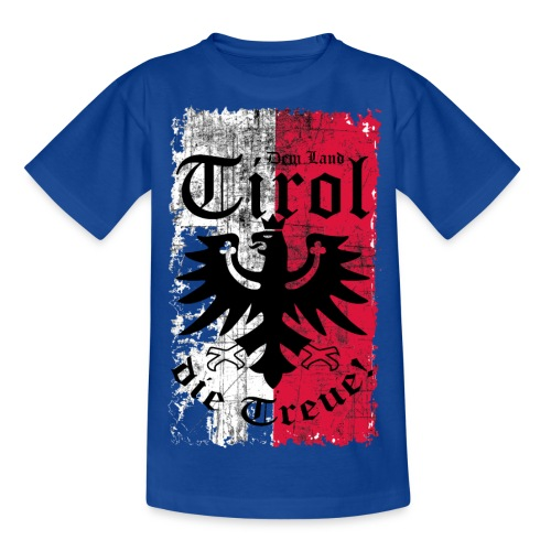 Tirol - Teenager T-Shirt