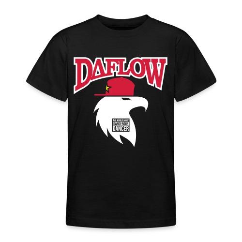 DANCER'S DAFLOW EAGLE EMBLEM - Teenager T-Shirt