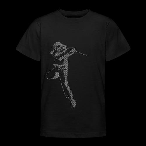 canniste lignes - T-shirt Ado