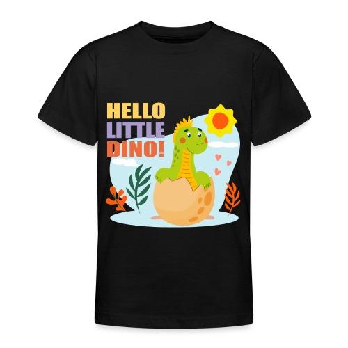 Little Dino - Camiseta adolescente