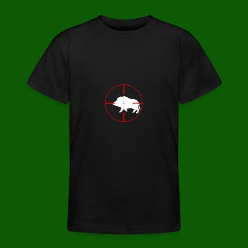 Boar Shooter - T-shirt tonåring