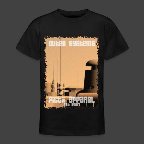 OS - 3A - Teenage T-Shirt