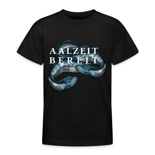 Aalzeit Bereit – Hamburger Singewettstreit - Teenager T-Shirt