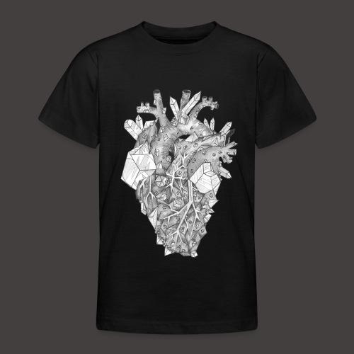 Le Coeur de Cristal - T-shirt Ado