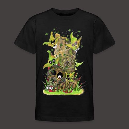 Ivy Death - T-shirt Ado