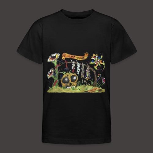 De La Gunille Au Gupillon - T-shirt Ado