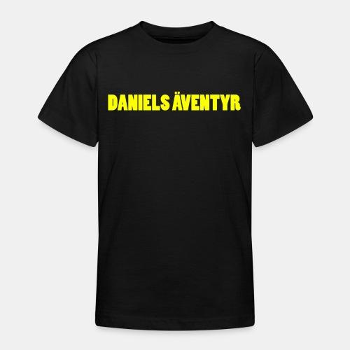Daniels Äventyr - T-shirt tonåring