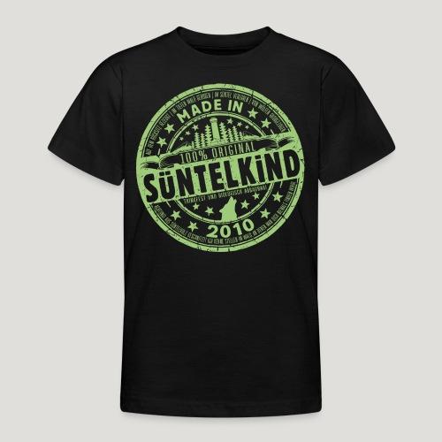 SÜNTELKIND 2010 - Teenager T-Shirt