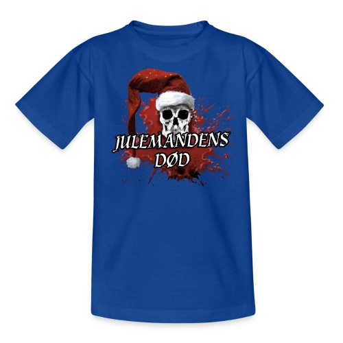 JULEMANDENS DØD 1 - Teenager-T-shirt