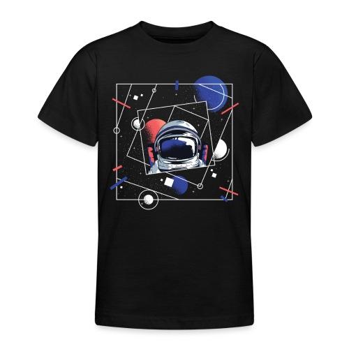 Beste Astronaut Weltraum Designs - Teenager T-Shirt