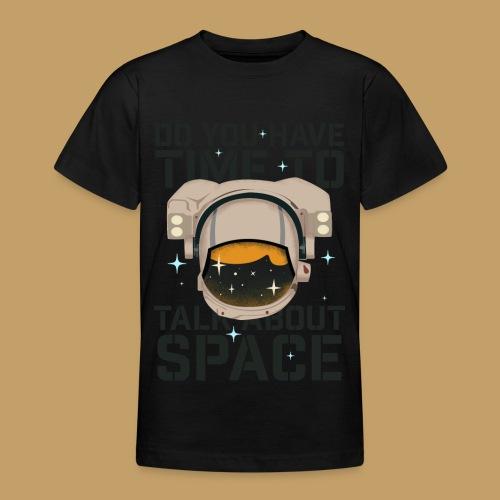 Time for Space - Koszulka młodzieżowa
