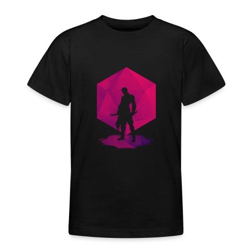Varjo-salamurhaaja - Dungeons and Dragons d20 - Nuorten t-paita